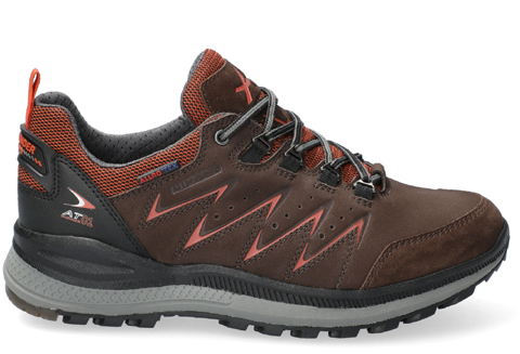 """Allrounder by Mephisto """"Rake Off-Tex 51/51 seal brown"""""""